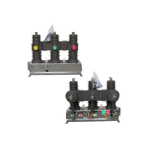 ZW43-12型户外高压真空断路器
